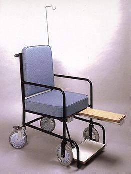 London Porter chair