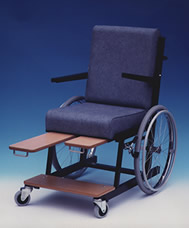 Economy Self Propelling Wheelchair